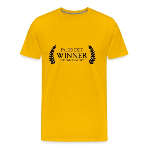 WINNER light - Men's Premium T-Shirt