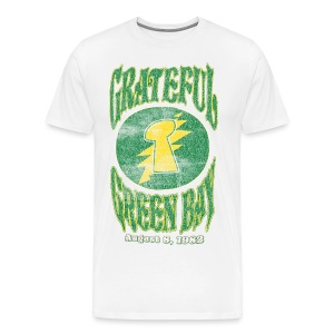 Grateful Green Bay - Men's Premium T-Shirt