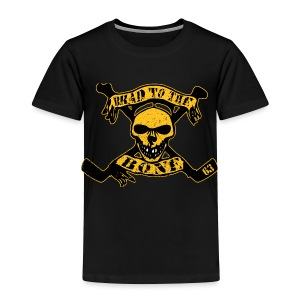 Brad to the Bone #63 - Toddler Premium T-Shirt