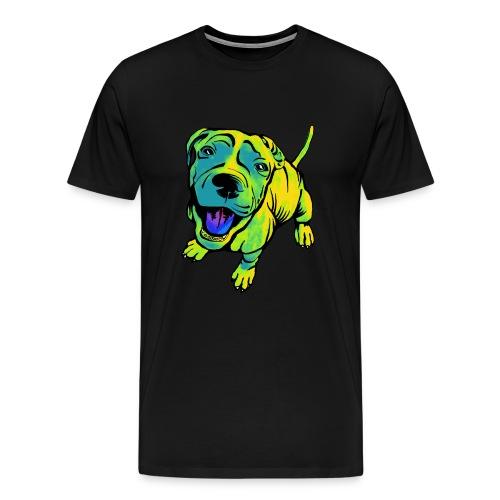 Happy Fido - Men's Premium T-Shirt