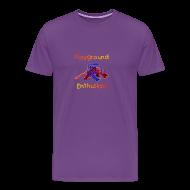 T-Shirts ~ Men's Premium T-Shirt ~ Playground Enthusiast Cruel T-Shirt