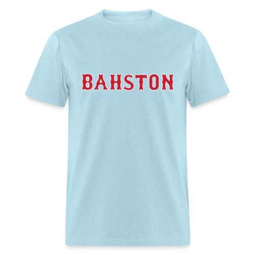 Wicked Hahdcore...BAHSTON - Men's T-Shirt
