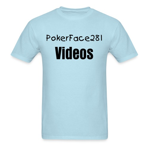 PokerFace281 - Men's T-Shirt