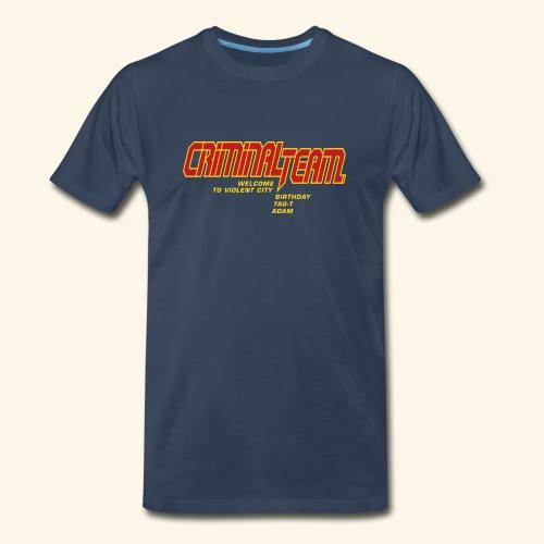 Violent City Teams - Men's Premium T-Shirt