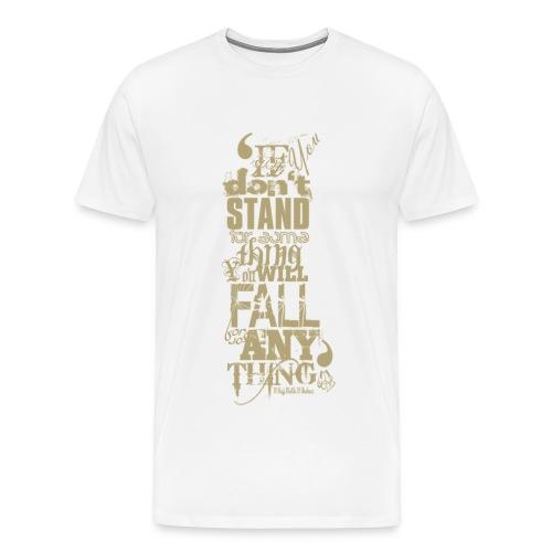 MalcolmX T-Shirt - Men's Premium T-Shirt