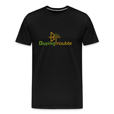 Buying Trouble - Heavy Weight T-Shirt
