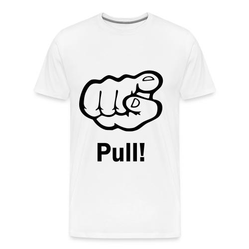 Not AGAIN! - Men's Premium T-Shirt