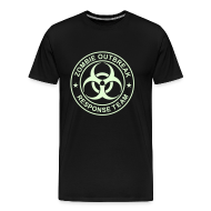 T-Shirts ~ Men's Premium T-Shirt ~ 1-ULogo-M3XL-Full (Glowing)