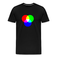 T-Shirts ~ Men's Premium T-Shirt ~ RGB (Colored)