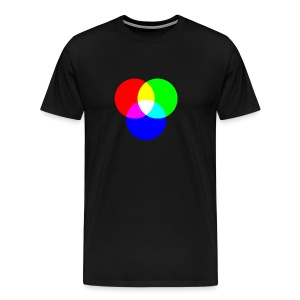 RGB (Colored) - Men's Premium T-Shirt