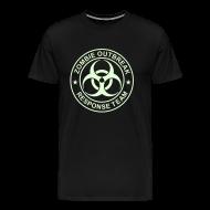 T-Shirts ~ Men's Premium T-Shirt ~ 2-ULogo-M3XL-Full (Glowing)