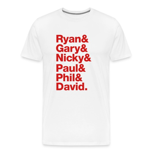 The Class of '92 - Men's Premium T-Shirt