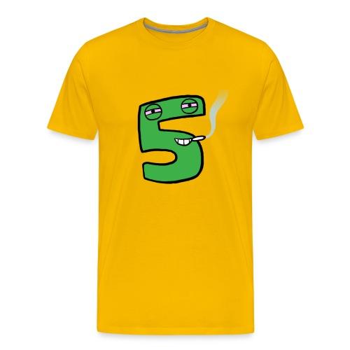 High5Tee - Men's Premium T-Shirt