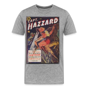 3XL Capt. Hazzard - Men's Premium T-Shirt