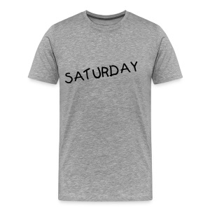 Saturday Shirt - Men's Premium T-Shirt