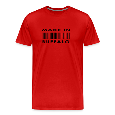 Made in Buffalo  T-Shirts