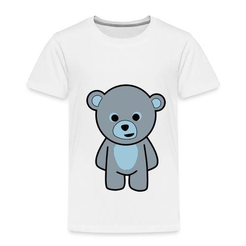 cute teady - Toddler Premium T-Shirt