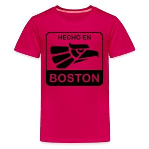 Hecho En Boston - Kids' Premium T-Shirt