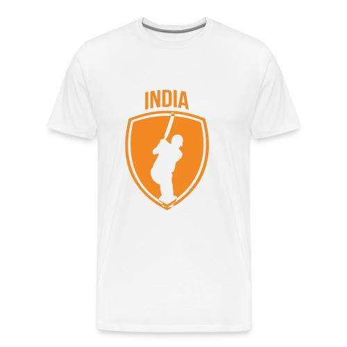 INDIA CRICKET - Men's Premium T-Shirt