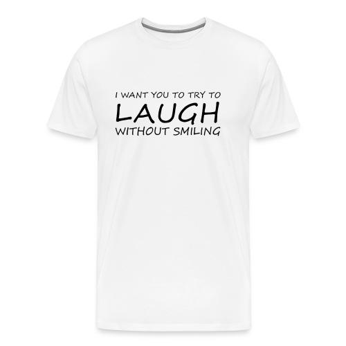 Giggle Heavy T - Men's Premium T-Shirt