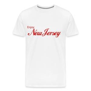 Enjoy New Jersey - Men's Premium T-Shirt