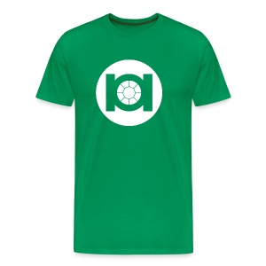 Green Tie - Men's Premium T-Shirt