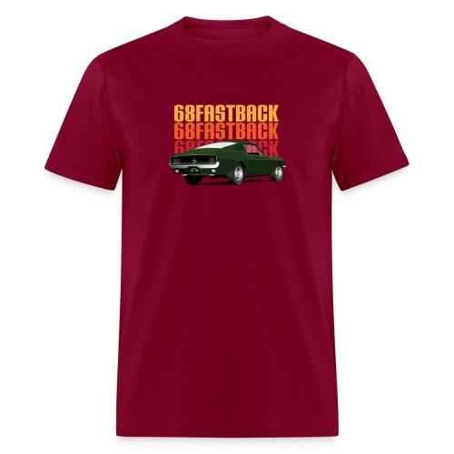 68 Fastbak - Men's T-Shirt