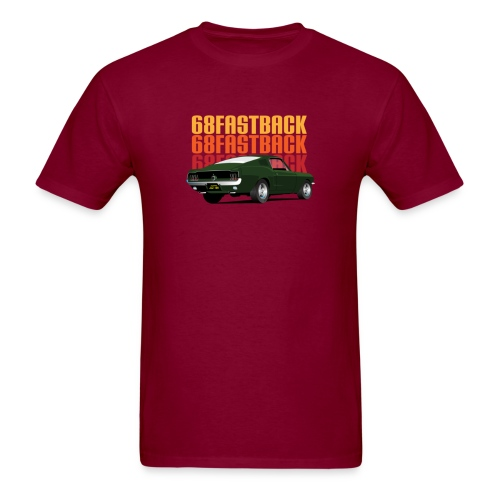 68 Fastbak - Men's T-Shirt