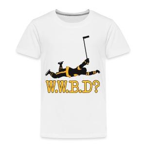 W.W.B.D? - Toddler Premium T-Shirt