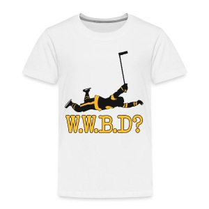 W.W.B.D? - Toddler Premium T-Shirt