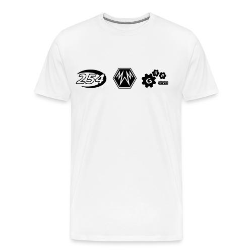 2011 World Champions - Men's Premium T-Shirt