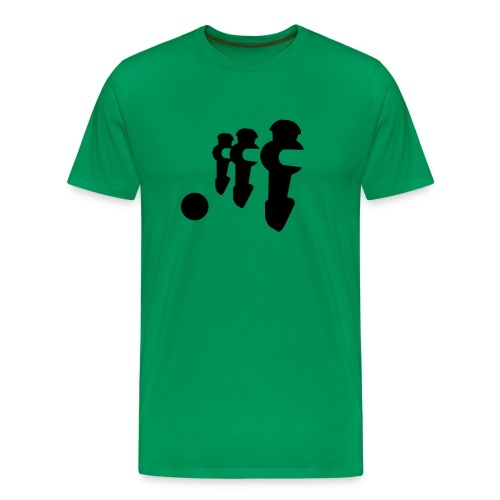 Foosball for life - Men's Premium T-Shirt