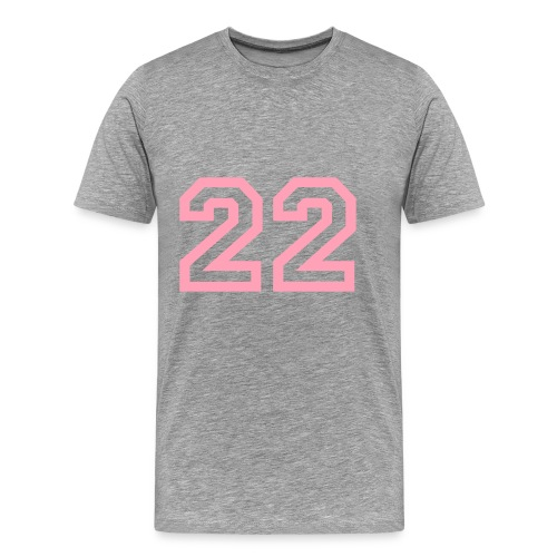 Cowgirl 22 - Men's Premium T-Shirt