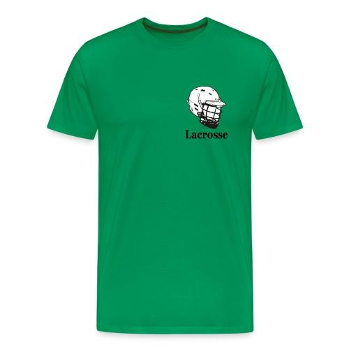 Mens lax - Men's Premium T-Shirt
