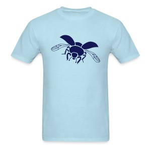 t-shirt dung beetle wings insect fly - Men's T-Shirt