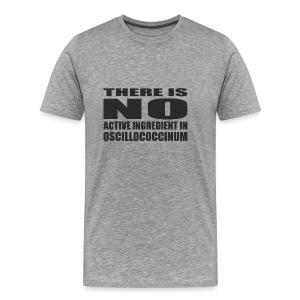 NoDuckLiverHere 3 - Men's Premium T-Shirt