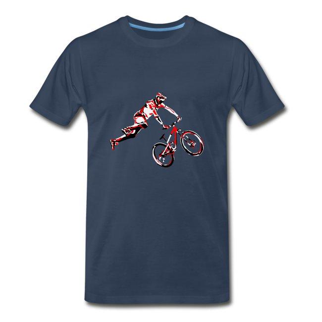 895d7ad9c Mountain Bike T-shirts and Hoodies BMX T-shirts Climbing T-shirts ...
