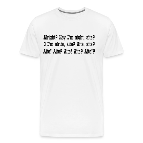 Aite T - Men's Premium T-Shirt
