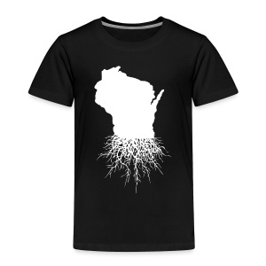 Wisconsin Roots - Toddler Premium T-Shirt