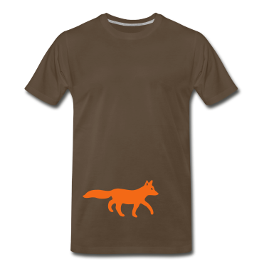 fox foxy tod readhead game hunter hunting T-Shirts