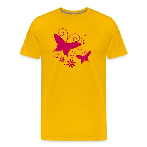Butterflies - Men's Premium T-Shirt