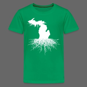 Michigan Roots Children's T-Shirt - Kids' Premium T-Shirt