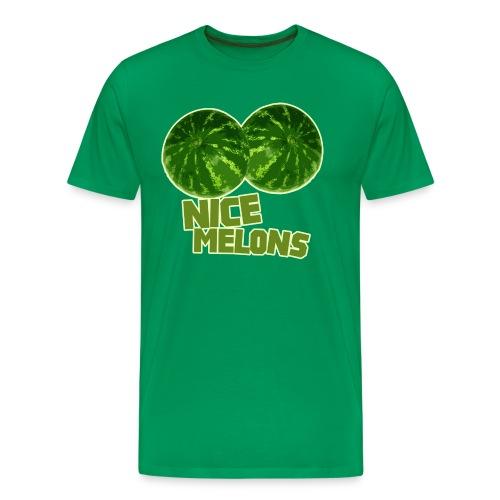 Nice Melons - Men's Premium T-Shirt