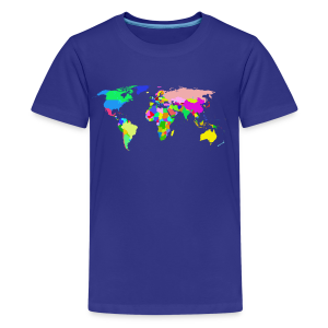 The World - Kids' Premium T-Shirt