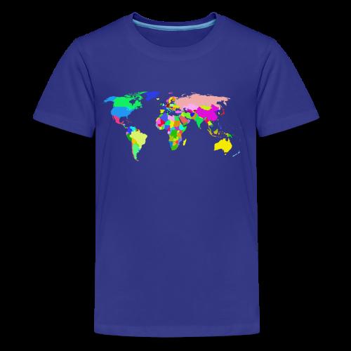 The World - Kids' Premium T-Shirt