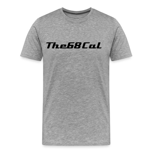 the68cal T-Shirt - Men's Premium T-Shirt