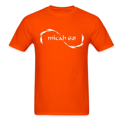 Micah 6:8 - Men's T-Shirt