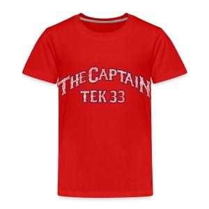 Tek 33 - Toddler Premium T-Shirt