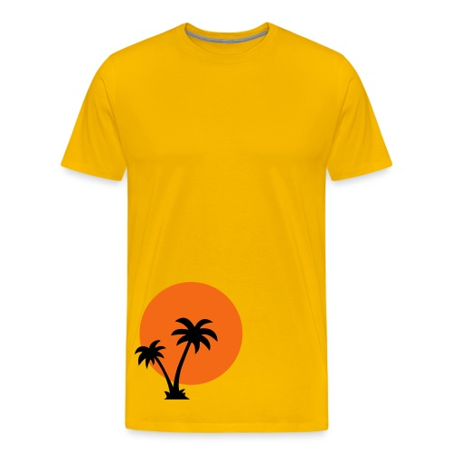 Surf Tee - Men's Premium T-Shirt