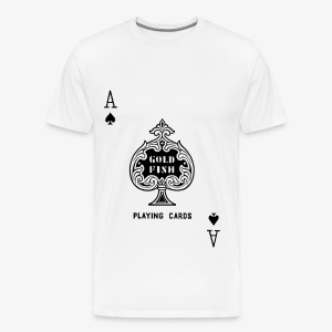 Ace of Spades - Crunkatlanta - Men's Premium T-Shirt